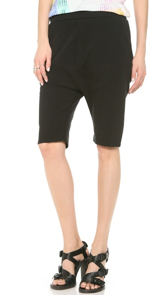 Superfine Sweat Poet Shorts
