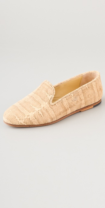 Surface to Air Blade Embossed Slippers