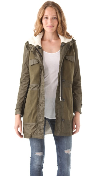 Surface to Air Prezo Parka