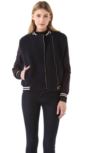Surface to Air Short Cut Jacket