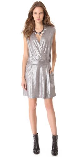 Surface to Air Kim Shiny Dress