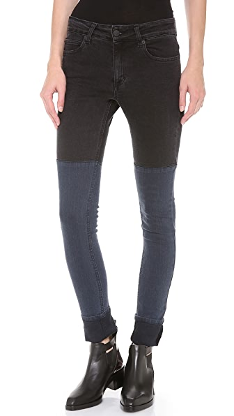 Surface to Air Horizontal Super Skinny Jeans
