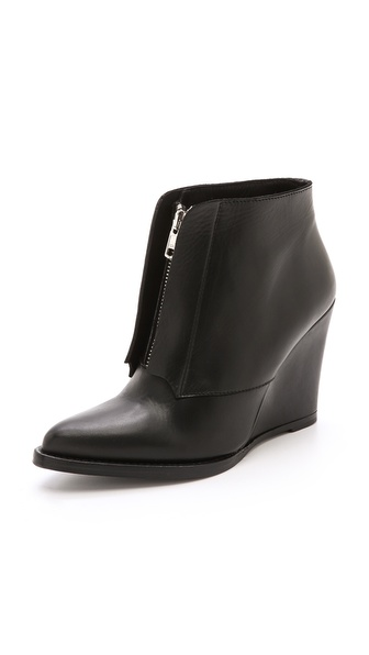Surface to Air Bushwick Wedge Booties