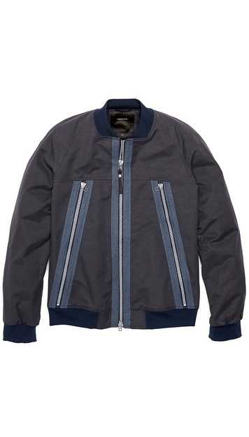Surface to Air Zack Bomber Jacket