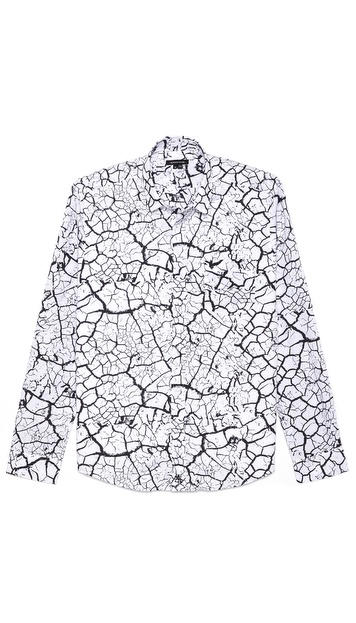 Surface to Air Printed Button Down Shirt