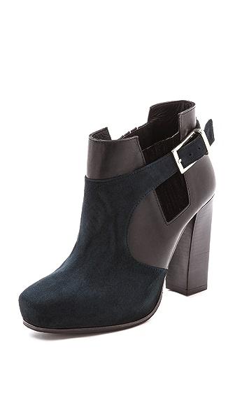 Kupi Surface to Air cipele online i raspordaja za kupiti Surface To Air Double Layer Booties Navy/Black cipele