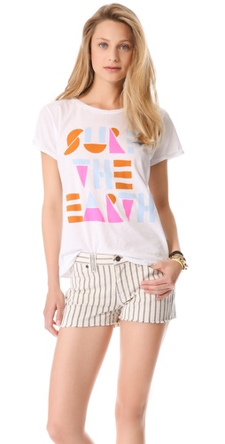 Kupi Surf Bazaar Surf The Earth Tee i Surf Bazaar haljine online u Apparel, Womens, Tops, Tee,  prodavnici online