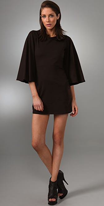 Susana Monaco Billow Sleeve Dress