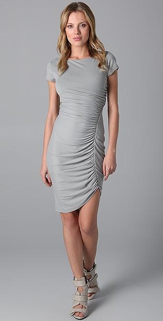 Susana Monaco Cap Sleeve Dress