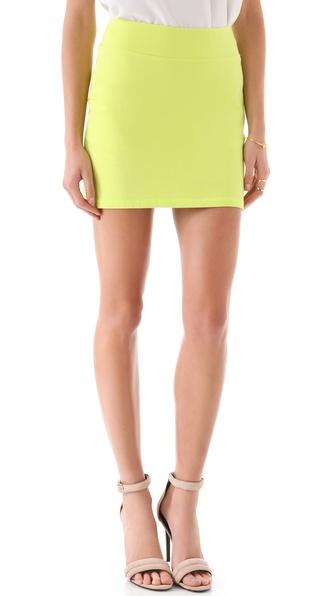 Susana Monaco Slim Skirt