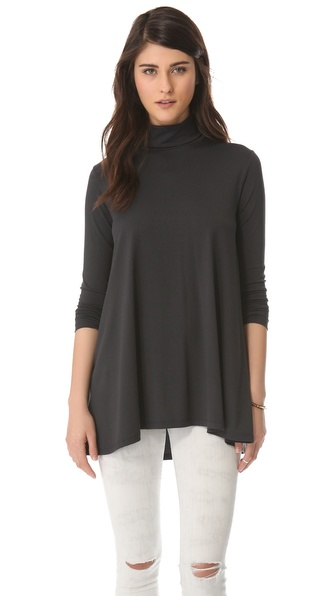 Susana Monaco Turtle Drape Tunic