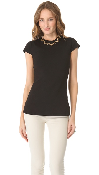 Susana Monaco Crew Top