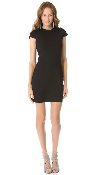 Susana Monaco Crew Dress