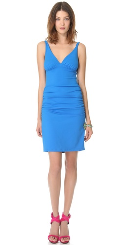 Shop Susana Monaco Ruched Tank Dress and Susana Monaco online - Apparel, Womens, Dresses, Cocktail, Night_Out,  online Store