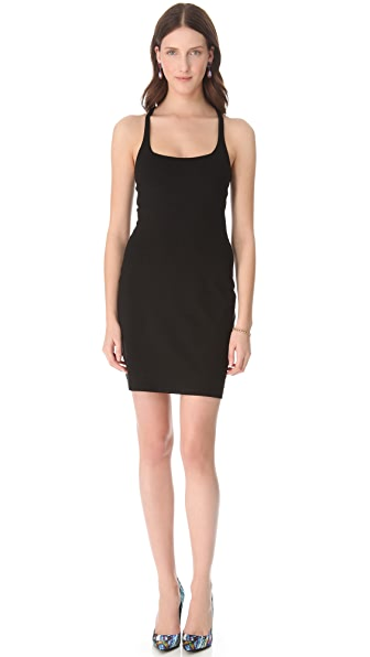 Susana Monaco Racer Mini Dress