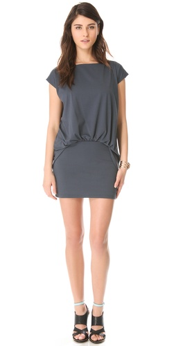 Shop Susana Monaco Front Tuck Tunic Dress and Susana Monaco online - Apparel,Womens,Tops,Blouse, online Store