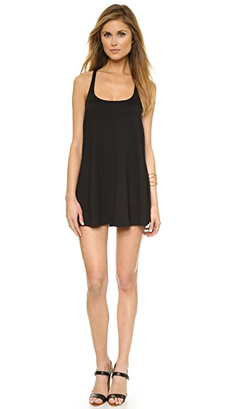 Susana Monaco Racer Back Dress