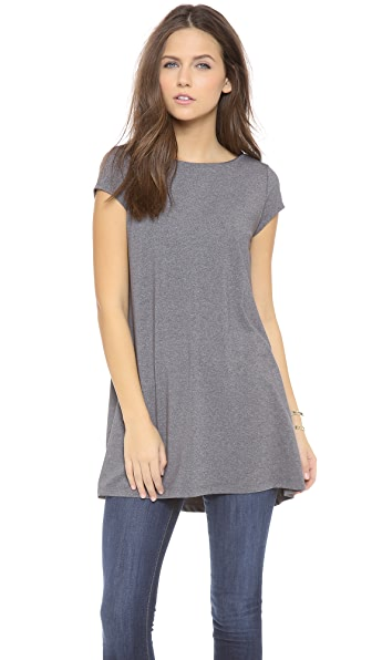 Susana Monaco Scoop Back Tunic