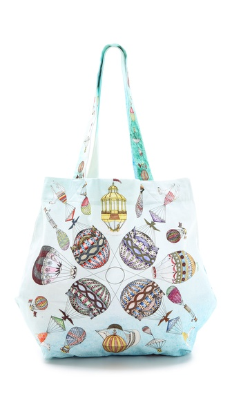 SWASH Birthday Balloons Tote