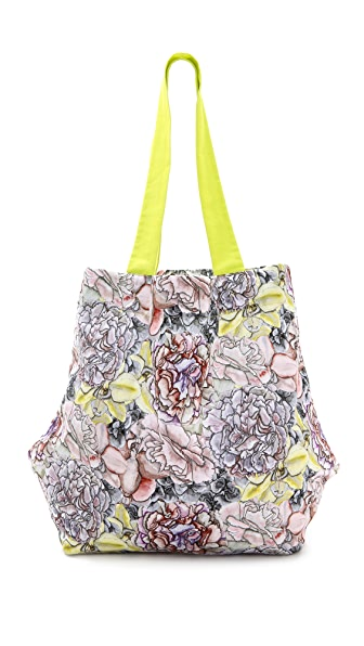 SWASH Corsage Thistle Tote