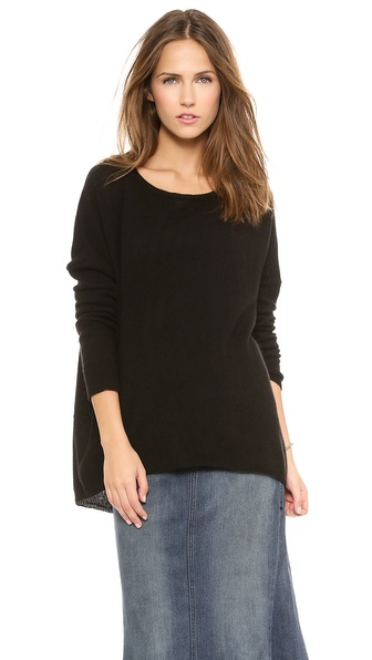 360 SWEATER Andi Cashmere Sweater