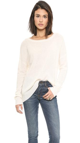 360 SWEATER Chazzie Cashmere Sweater