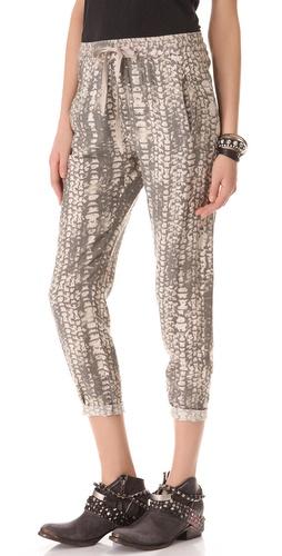 Swildens Isidora Printed Pants