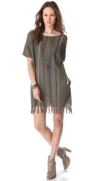 Swildens Ictus Silk Dress