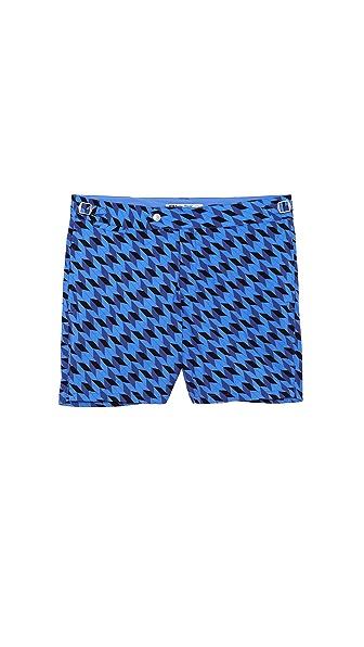 Swim-Ology Art Print Swim Trunks