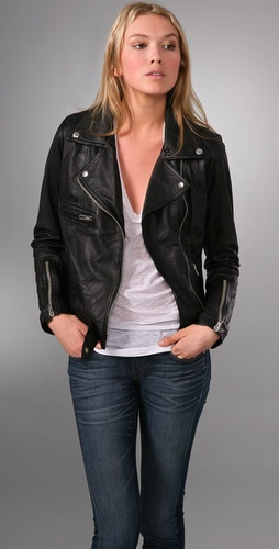 S.W.O.R.D Novara Leather Jacket