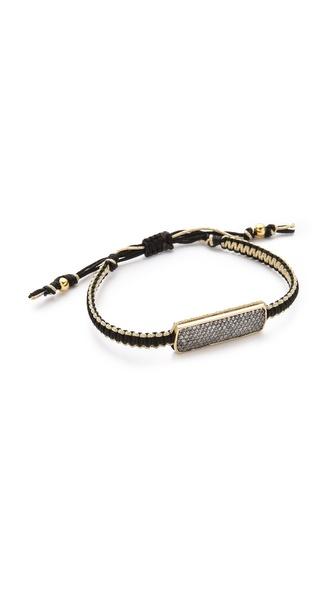 Tai Pave ID Bracelet
