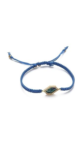 Tai Center Stone Bracelet