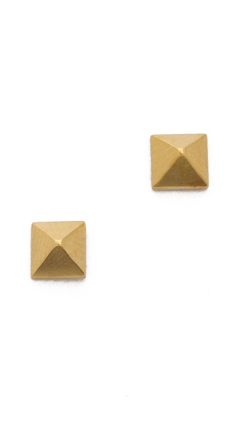 Tai Pyramid Earrings