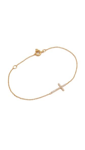 Tai Cross Bracelet