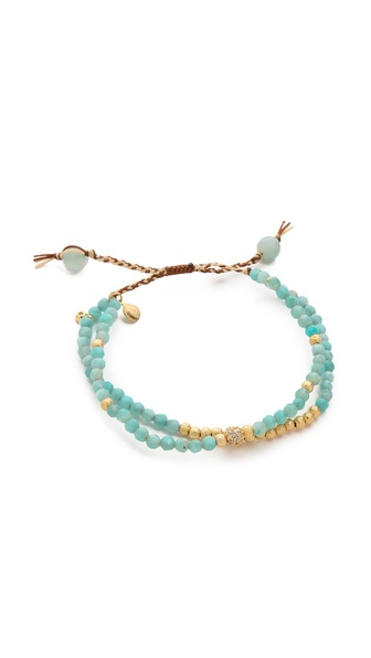 Tai Amazonite Beaded Bracelet
