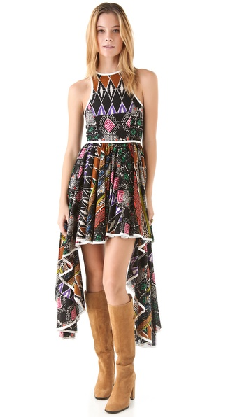Talulah Down Lovers Lane Dress