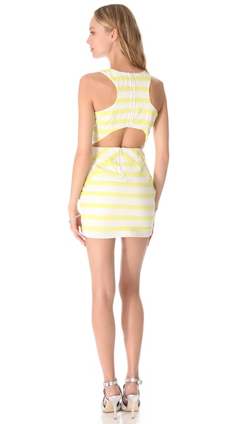 Talulah To Believe Mini Dress