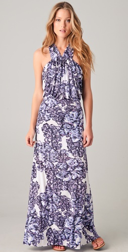 Tbags Los Angeles Venezia Maxi Dress