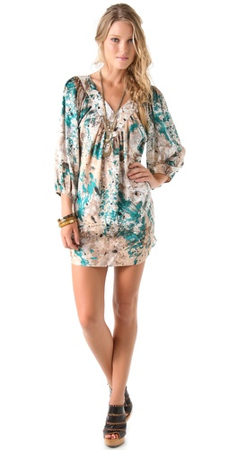 Tbags Los Angeles Tunic Dress