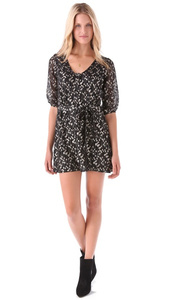 Tbags Los Angeles Mini Dress