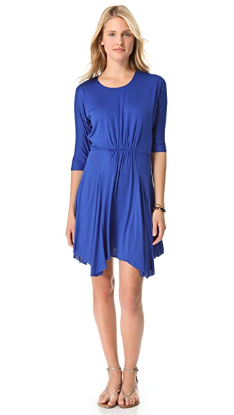 Tbags Los Angeles 3/4 Sleeve Mini Dress