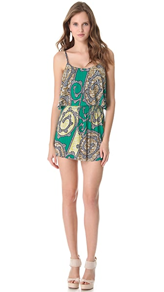 Tbags Los Angeles Open Back Mini Dress