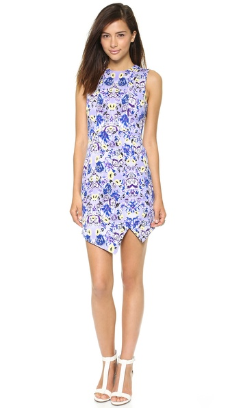 Tbags Los Angeles Scuba Mini Dress