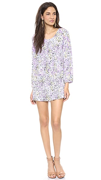 Tbags Los Angeles Long Sleeve Mini Dress