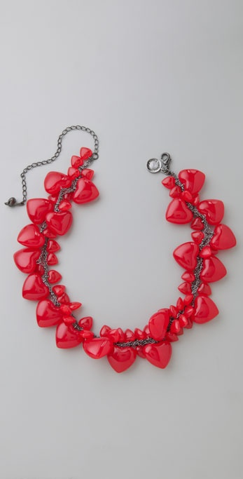 TOM BINNS Red Queen Necklace