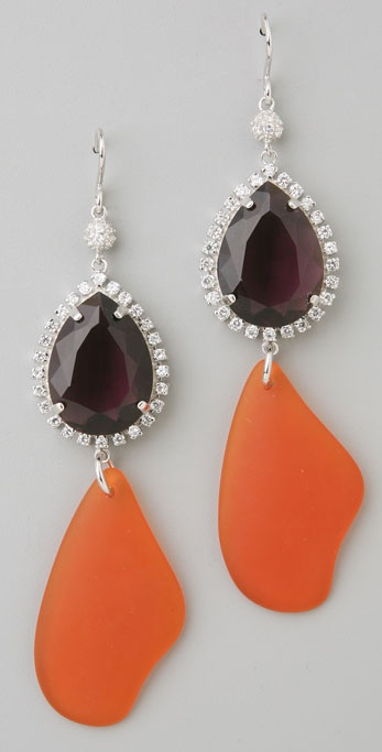TOM BINNS Raj Earrings