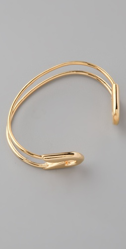 TOM BINNS Safety Binns Safety Pin Cuff