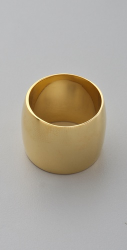 TOM BINNS Cigar Ring