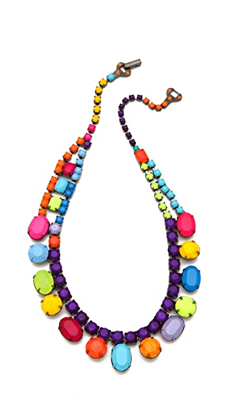TOM BINNS Riri Multicolored Necklace