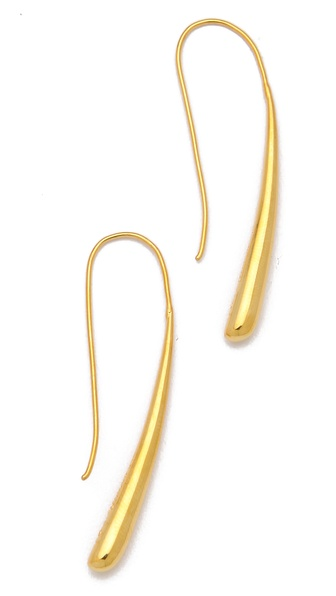 TOM BINNS Classic Tear Drop Earrings